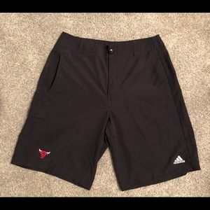 Chicago Bulls shorts by Adidas